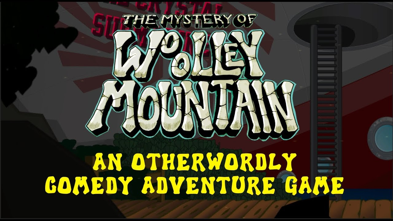 The Mystery Of Woolley Mountain - The Mystery Of Woolley