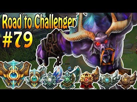 Alistar testen und über die Umfrage reden - Road to Challenger #79 | MrMaikAp