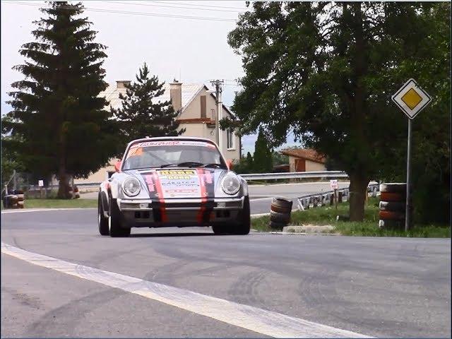 Hillclimb Sternberk 2018 Porsche 911 Carrera RS Gerald Glinzner