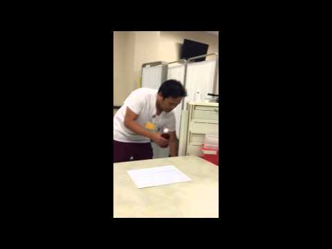 Hartnell College Nursing Skill Demo: Med Administration (PO)