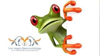 Antonio the Frog Loves Las Vegas Dermatology Thumbnail