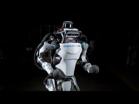 Download Youtube: Boston Dynamics unveils Handle Robot 2018