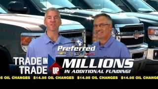 Trade In & Trade Up | Preferred Chevrolet Buick GMC - Grand Haven