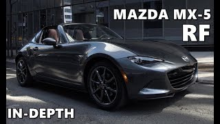 Mazda MX-5 RF (Hardtop) In-Depth Look
