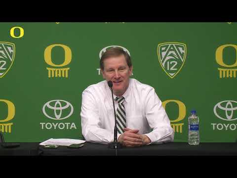Dana Altman UCLA Post Game 1-10