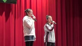 2015年度裘錦秋中學屯門歌唱比賽公開組借過
