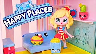 happy places shopkins happy home new playset disney frozen princess anna barbie doll