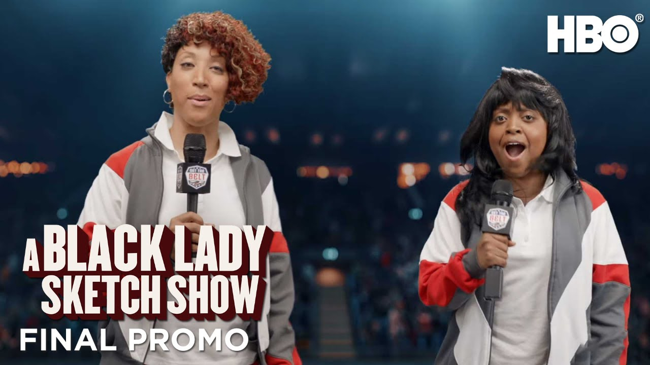 A Black Lady Sketch Show: Season 1 Episode 6 Promo | HBO
