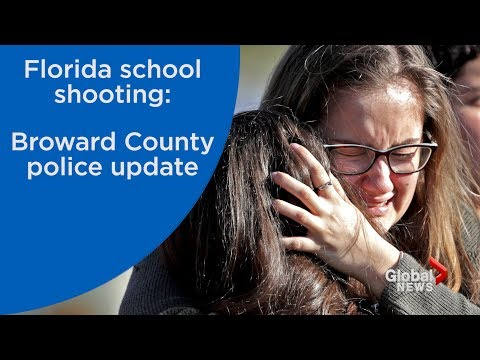 WATCH LIVE: Florida school shooting police press conference