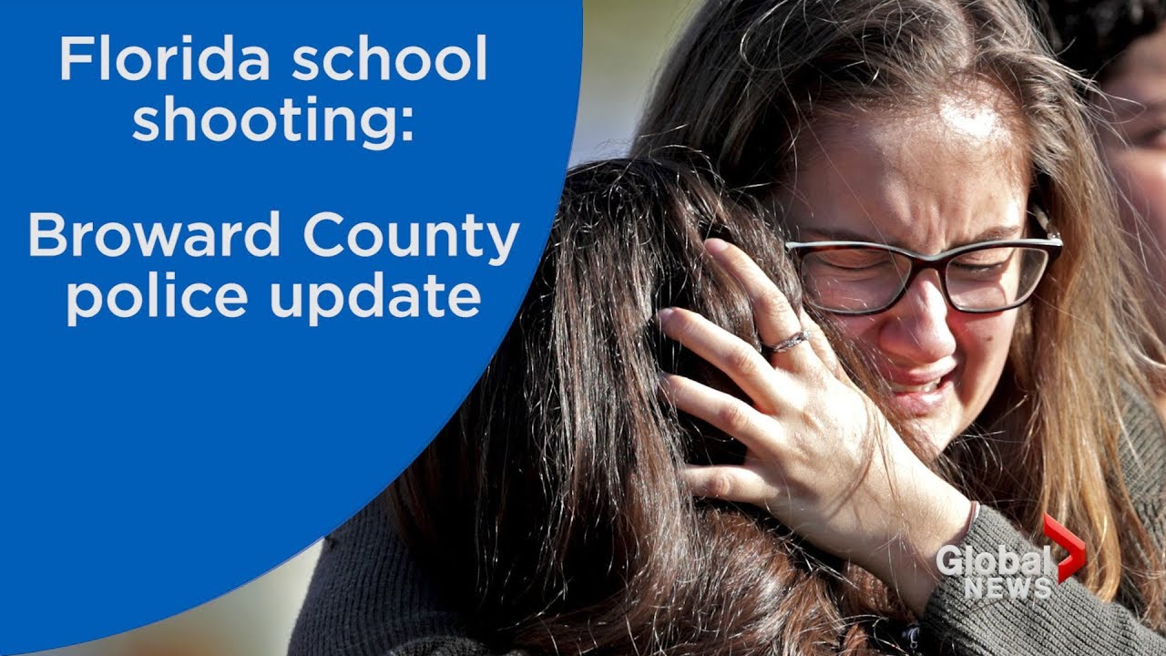 Florida police update investigation into school shooting