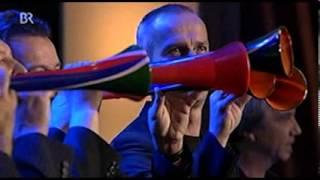Bayerischer Sportpreis 2010 HAINDLING - Musikeinlage der bayerischen Band