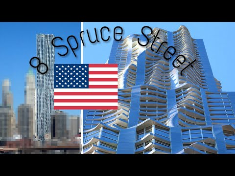 Skyscraper Video #117: 8 Spruce Street