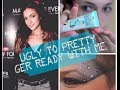 UGLY TO PRETTY (HAIR & MAKEUP) + OOTN | MAKE UP TRANSFORMATION - VIENS AVEC MOI à MAKE UP FOR EVER