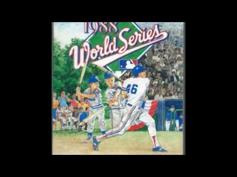 1988 WS Game 1 (Buck-White)