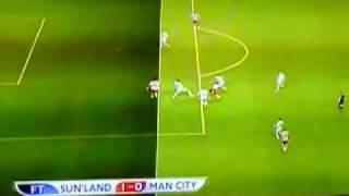 ji dong won goal vs manchester city jan 1 2012