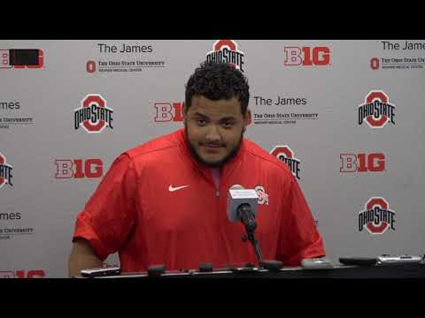 Jonah Jackson: Ohio State guard on his first game as a Buckeye