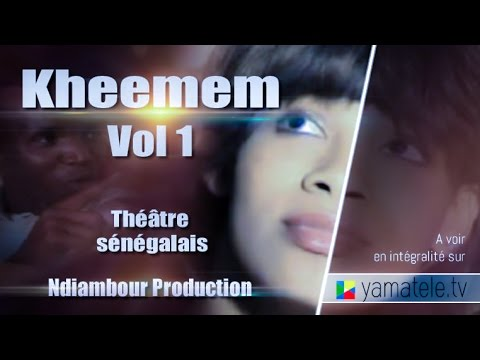 Kheemem Vol 1 - Théatre Sénégalais