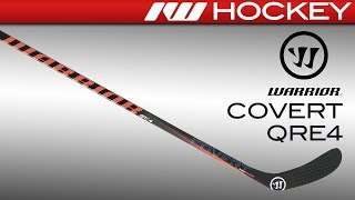 Warrior Covert QRE4 Stick Review