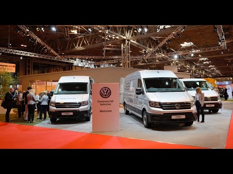 The 2017 Commercial Vehicle Show | Volkswagen Commercial Vehicles