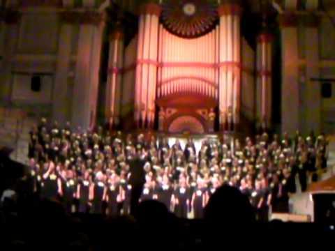 Rock Choir Concert Huddersfield 2014 part 2