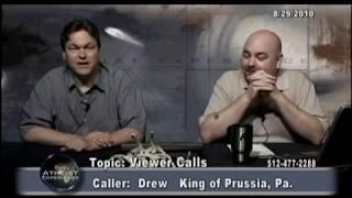Atheist Experience #672 with Matt Dillahunty and Jeff Dee