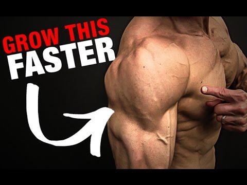 How to Get Bigger Shoulders (LIGHT WEIGHTS!)