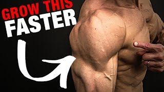 How to Get Bigger Shoulders (LIGHT WEIGHTS!)