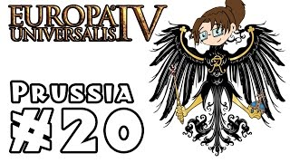 Europa Universalis IV: Ironman Prussia (Rights of Man) - Ep 20