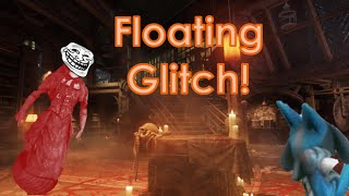 FLOATING GLITCH OF DEATH! - shadows of evil - black ops 3