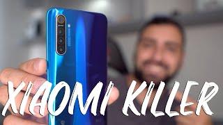 REALME XT - XIAOMI KILLER? 8gb de RAM e tela SUPER AMOLED o/ PRIMEIRO UNBOXING PT BRASIL