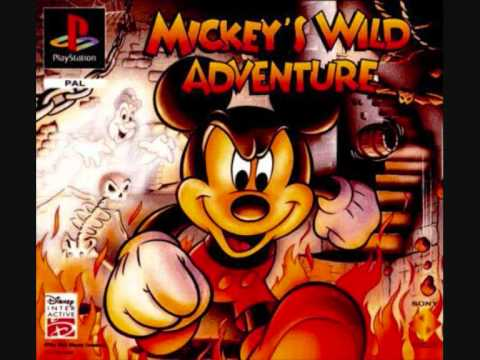 Mickey's Wild Adventure - The Table