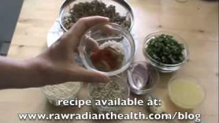 Bread Cravings And  Sunflower & Hemp Seed Dip Recipe, Ep40