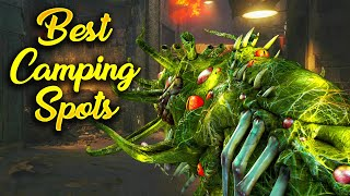 The Best Camping Spot on Every Zombies Map (WaW-BO4)