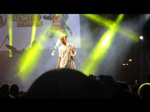 Joe Inoue - Closer @ Anime Friends Brazil 12/07/2015