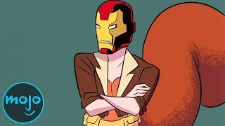 Top 10 Characters Who Have Worn the Iron Man Suit