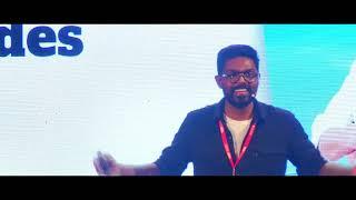 From leaving Silicon Valley to helping NRIs return to India | Mani Karthik | TEDxAJCE