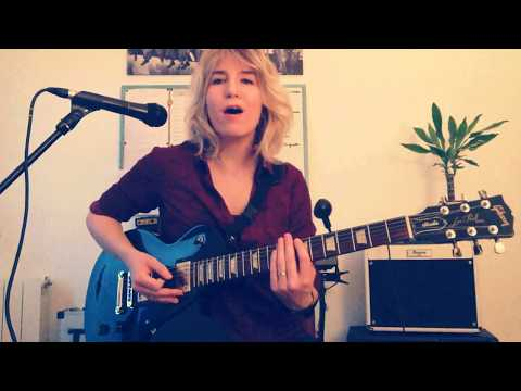WALKING BY MYSELF - GARY MOORE (COVER) By MIREIA VILALTA