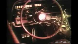 1964 Ford Thunderbird - Launch Commercial