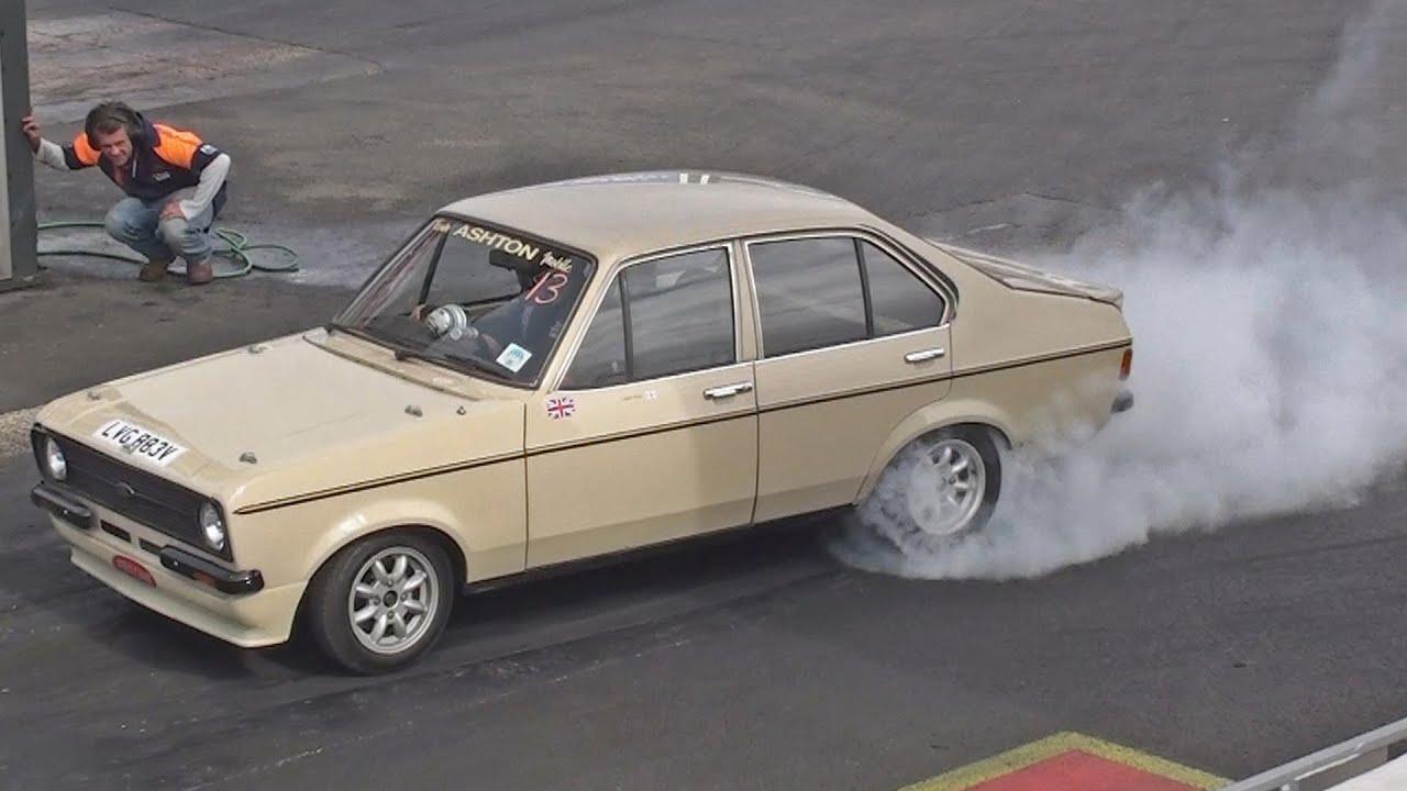 Ford Escort Mk2 Runs 1289 At 104 Mph Youtube