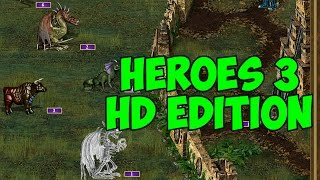 Heroes of Might and Magic 3 HD Gameplay