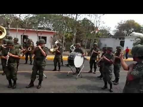 BANDA DE MUSICA DEL EJERCITO Y BANDA DE MUSICA PANTERAS