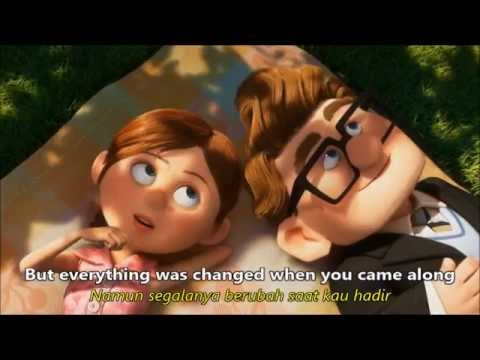 Maher Zain - For The Rest of My Life (Original Video by Pixar - UP Movie Carl and Ellie)