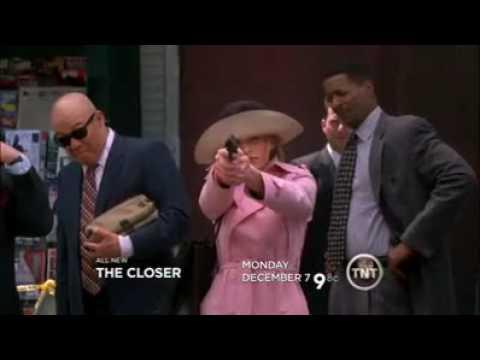 Download The Closer Season 5 New Promo - December episodes