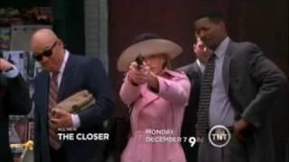 The Closer Season 5 New Promo - December episodes