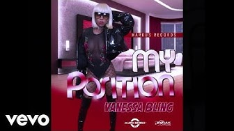 Vanessa Bling - My Position (Official Audio)