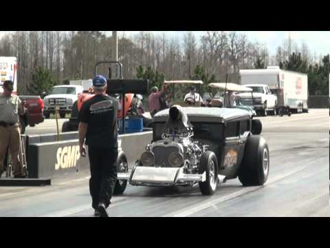 Robert Killian 2000HP Worlds Fastest Vintage 28 Ford Rat Rod 820 CID Kaase Ford Power street legal