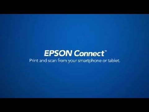 Epson Connect | Email Print and iPrint Mobile App