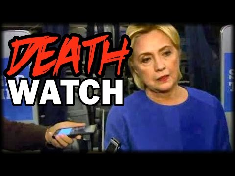 BREAKING: 'ZOMBIE' HILLARY NEARLY FAINTS AGAIN DURING PRESSER ON NYC EVENT