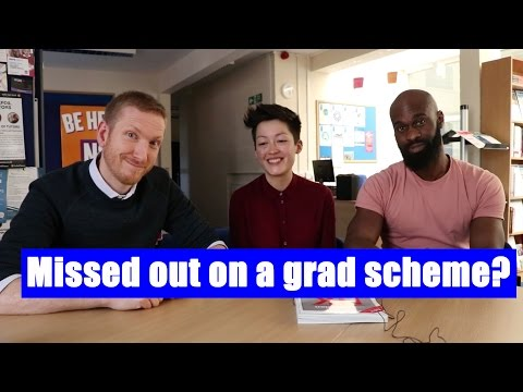 Let's Talk ep.2 - Missed out on a grad scheme? | The Great Grad Job Hunt