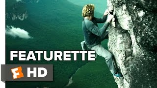 Point Break Featurette - Rock Climbing (2015) - Luke Bracey, Édgar Ramírez Action Movie HD